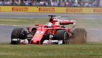 Sebastian Vettel - GP England 2017