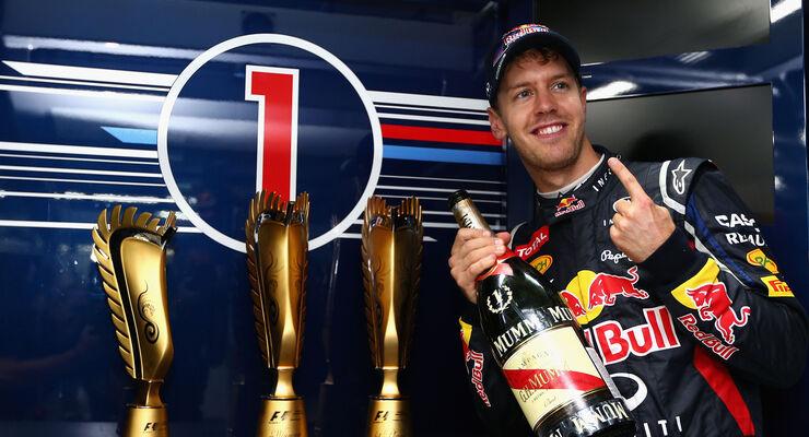 Sebastian Vettel GP Korea 2012