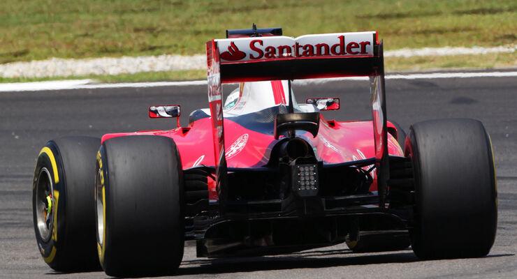 Sebastian Vettel - GP Malaysia 2016