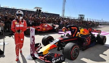 Sebastian Vettel - GP USA 2017