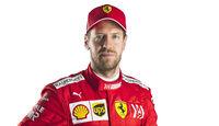 Sebastian Vettel - Porträt - 2019