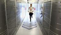 Sebastian Vettel - Red Bull - Formel 1 - GP China - Shanghai - 18. April 2014