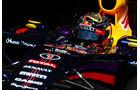 Sebastian Vettel - Red Bull - Formel 1 - GP Deutschland - Hockenheim - 19. Juli 2014