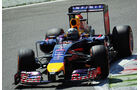 Sebastian Vettel - Red Bull - Formel 1 - GP Italien - 6. September 2014