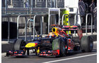 Sebastian Vettel - Red Bull - Formel 1 - GP USA - Austin - 16. November 2012