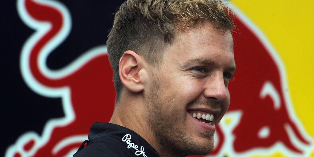 Sebastian Vettel - Red Bull - Formel 1 - GP Ungarn - Budapest - 26. Juli 2012