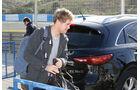 Sebastian Vettel - Red Bull - Formel 1 - Test - 27. Januar 2014