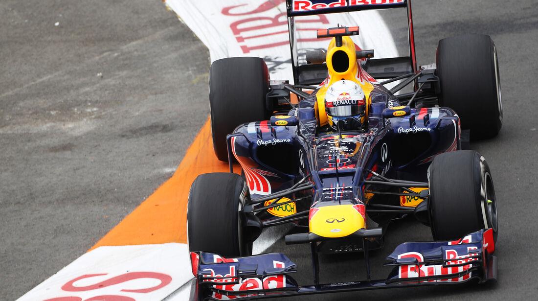 Sebastian Vettel - Red Bull - GP Europa - Formel 1 - Valencia - 22. Juni 2012