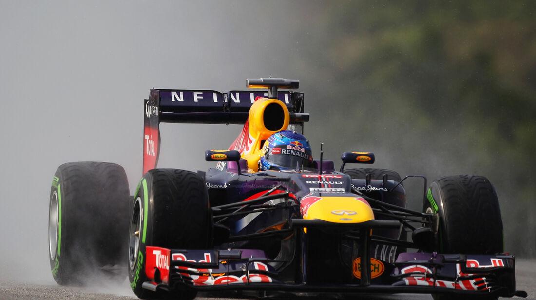 Sebastian Vettel - Red Bull - GP Malaysia - 23. März 2013