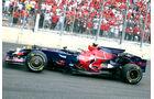Sebastian Vettel Toro Rosso-Ferrari STR3 - Formel 1 - 2008
