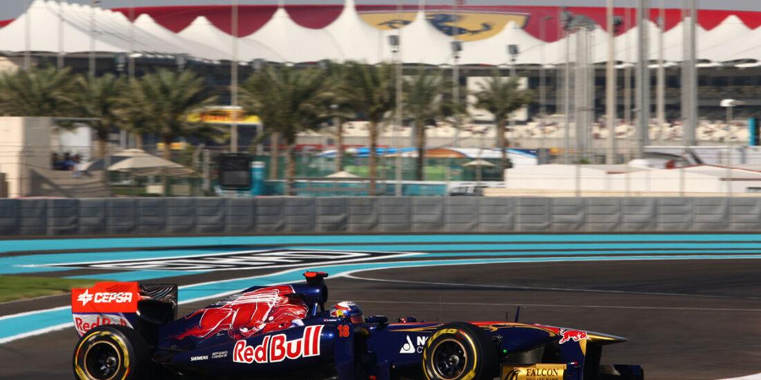 Sebastien Buemi - GP Abu Dhabi - Qualifying - 12.11.2011