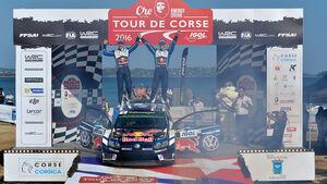 Sebastien Ogier Rallye Korsika 2016