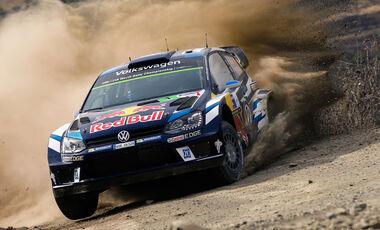 VW steigt aus Rallye-WM aus