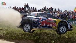 Sebastien Ogier - Rallye Portugal 2017