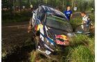 Sebastien Ogier - WRC - Rallye Finnland 2016