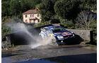 Sebastien Ogier - WRC - Rallye Frankreich - Tour de Corse - Korsika - 2015
