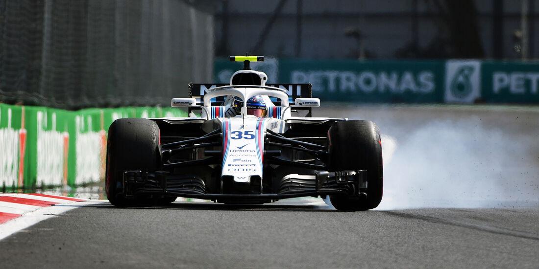 Sergey Sirotkin - GP Mexiko 2018
