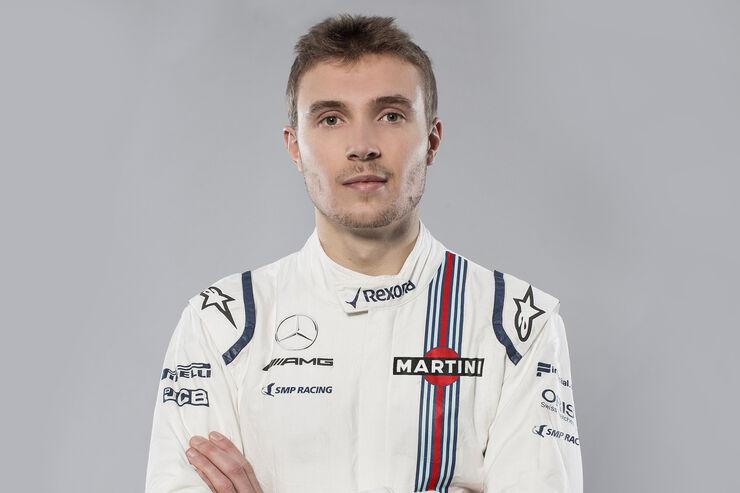 Sergey Sirotkin - Porträt - F1 2018