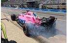 Sergio Perez - Force India - Formel 1 - GP Kanada - Montreal - 9. Juni 2018