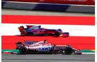 Sergio Perez - Force India - GP Österreich - Spielberg - Formel 1 - Freitag - 7.7.2017