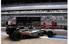 Sergio Perez - Force India - GP Russland - Sochi - Freitag - 9.10.2015
