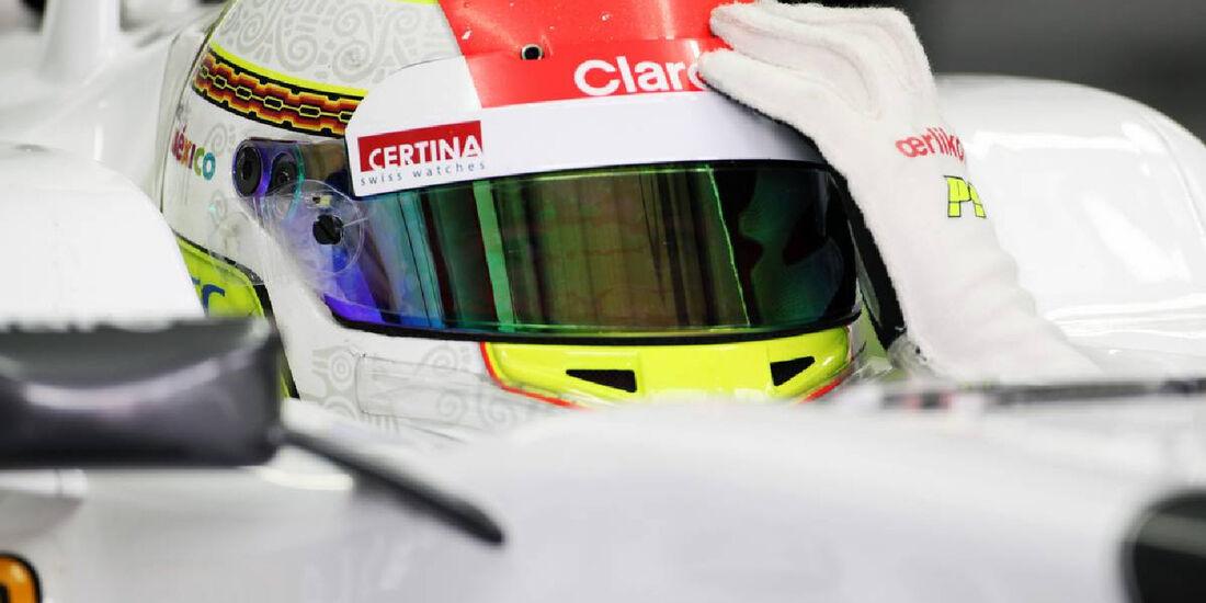 Sergio Perez - Formel 1 - GP Deutschland - 20. Juli 2012