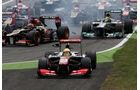 Sergio Perez - GP Italien 2013