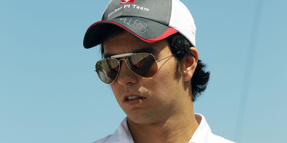 Sergio Perez - GP Kanada - Formel 1 - 7. Juni 2012
