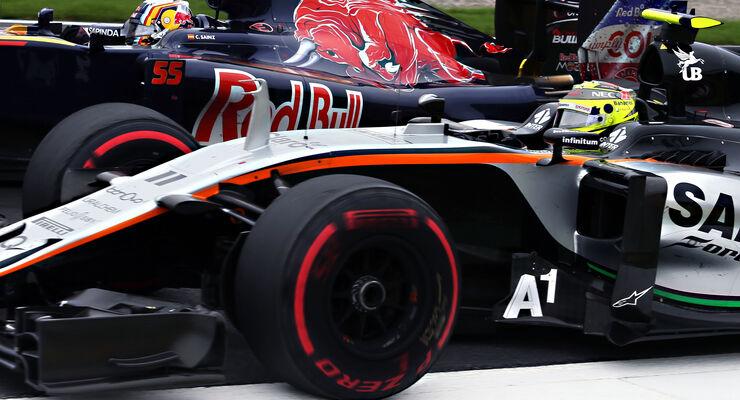 Sergio Perez - GP Österreich 2016