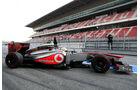 Sergio Perez, McLaren, Formel 1-Test, Barcelona, 19. Februar 2013