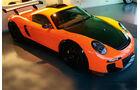 Serienfahrzeuge Supersportler - RUF CTR 3 Clubsport