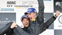 Siegerjubel beim ADAC GT-Masters
