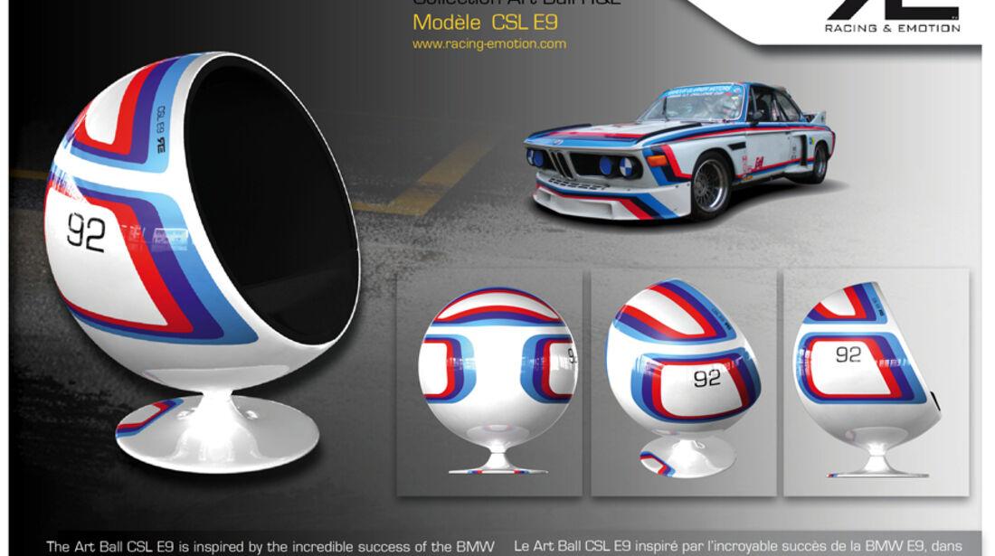 Sitzkugel BMW CSL 3.0
