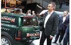 Sitzprobe Mini Clubvan Concept Genf 2012