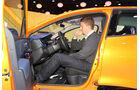 Sitzprobe Renault Clio Paris 2012 Dralle