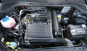 Skoda Fabia 1.2 TSI, Motor