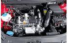 Skoda Fabia 1.2 TSI, Skoda Fabia 1.2 TDI, Motor, Motorraum