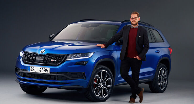 skoda kodiaq rs 2018 motordaten bilder preis auto. Black Bedroom Furniture Sets. Home Design Ideas