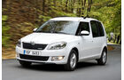 Skoda Roomster Greenline