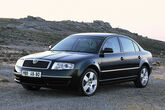 Skoda Superb I (Typ 3U4)