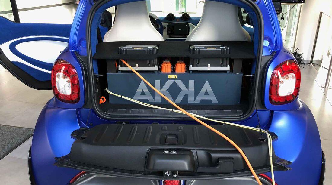 Smart Bertone von Akka