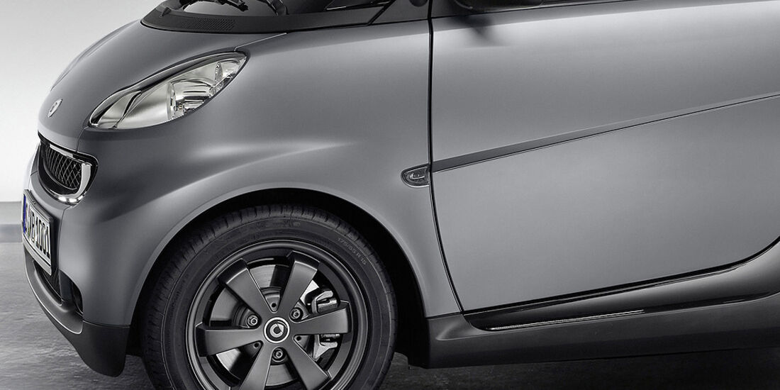 Smart fortwo edition greystyle