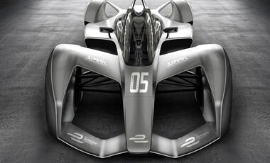 Formel E Concept für 2018