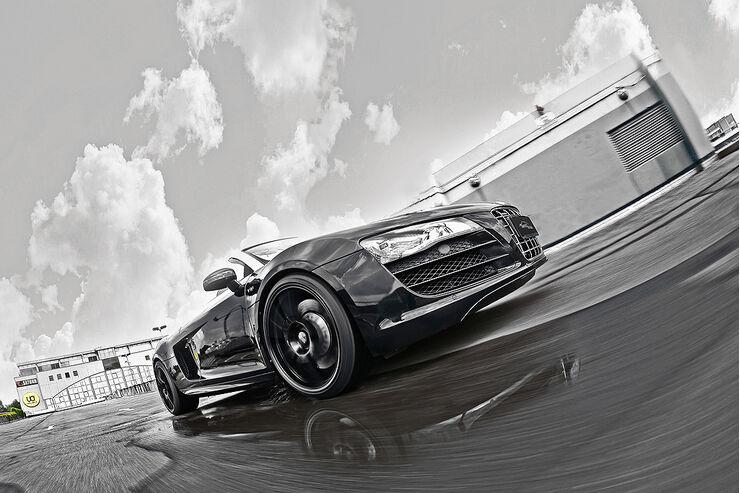 Sport-Wheels Audi R8 Spyder, Tuning