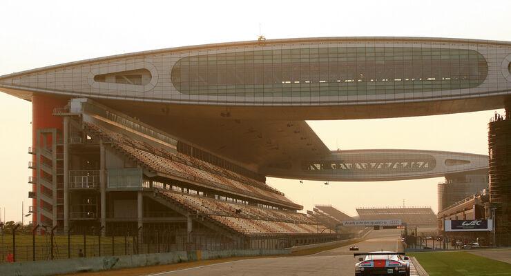 Sportwagen-WM, WEC-Rennen, China