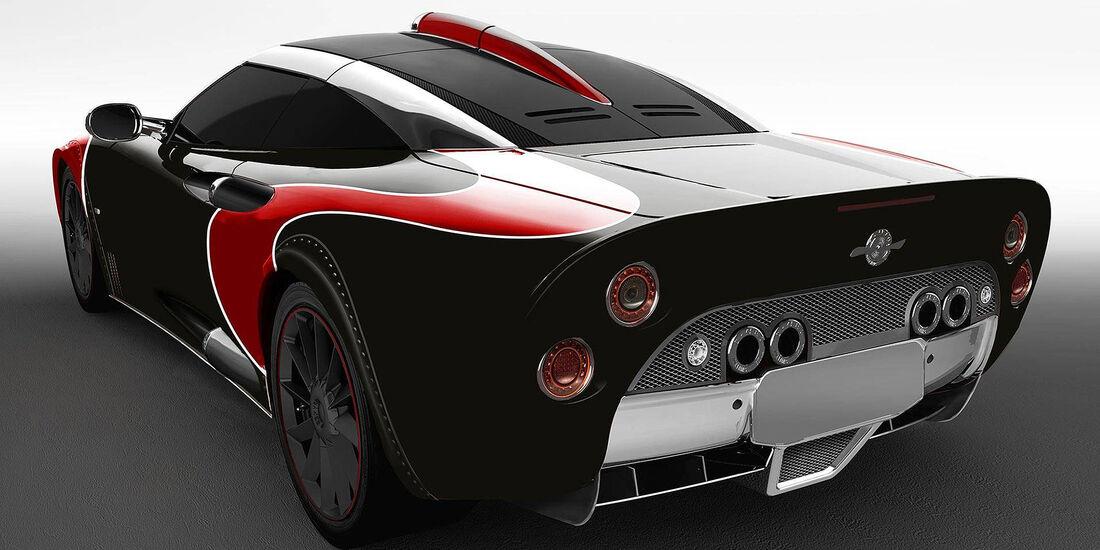 Spyker C8 Aileron LM85