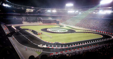 Stars & Cars 2015 - Mercedes-Benz Arena