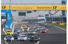 Start - DTM - Nürburgring - 1. Rennen - Samstag - 26.9.2015