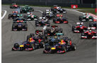 Start - GP Deutschland 2013