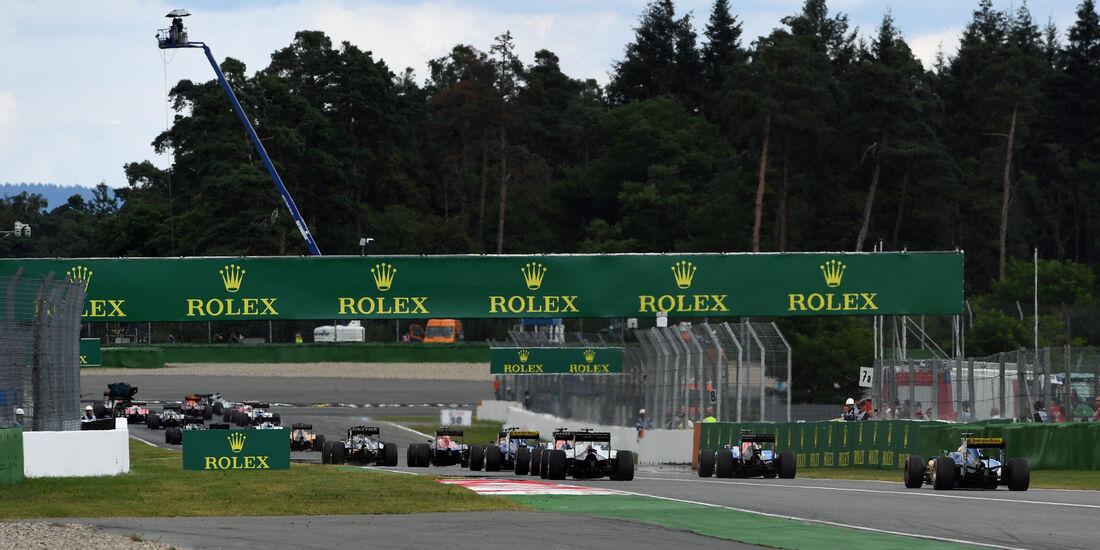 Start - GP Deutschland 2016 - Hockenheim